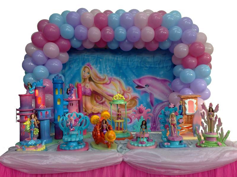 Barbie Vida Sereia