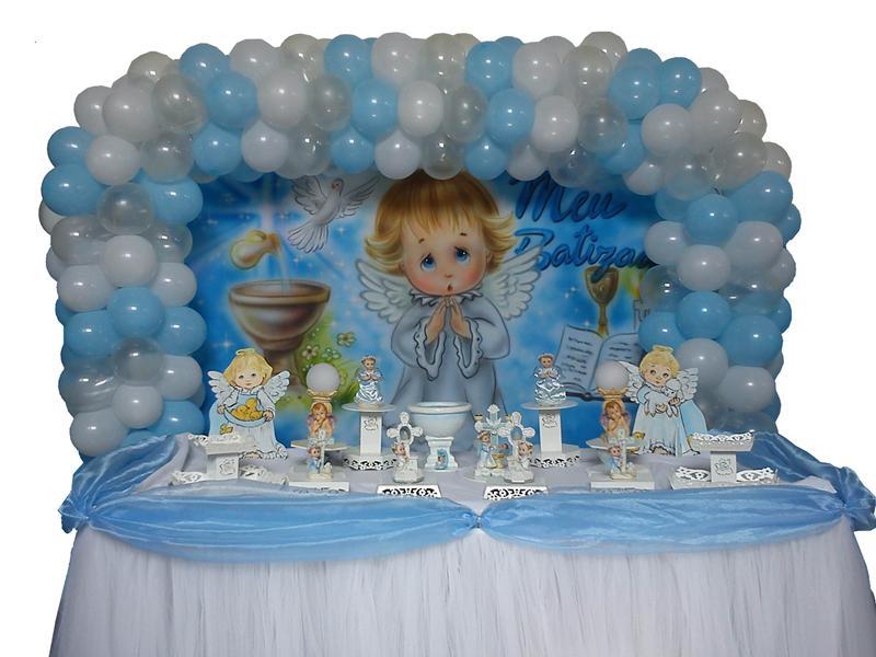 Batizado azul
