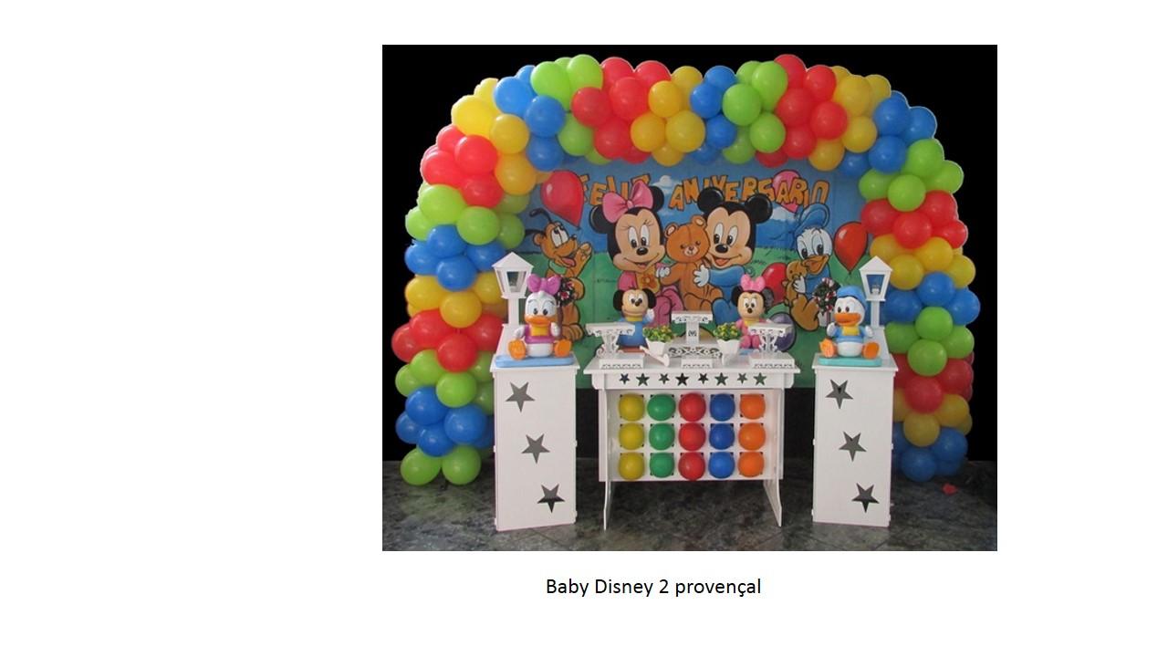 Baby Disney 2 Provençal