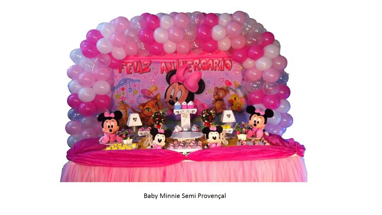 Baby Minnie Semi Provençal
