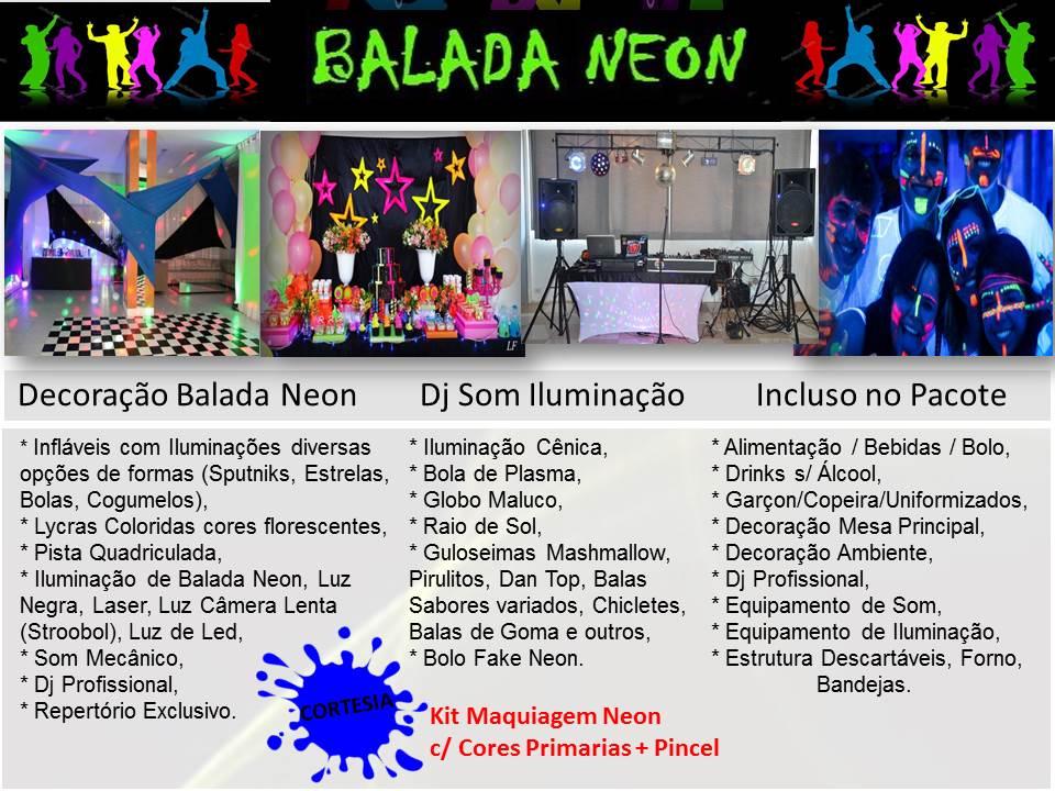 BALADA NEON 1 FOTO