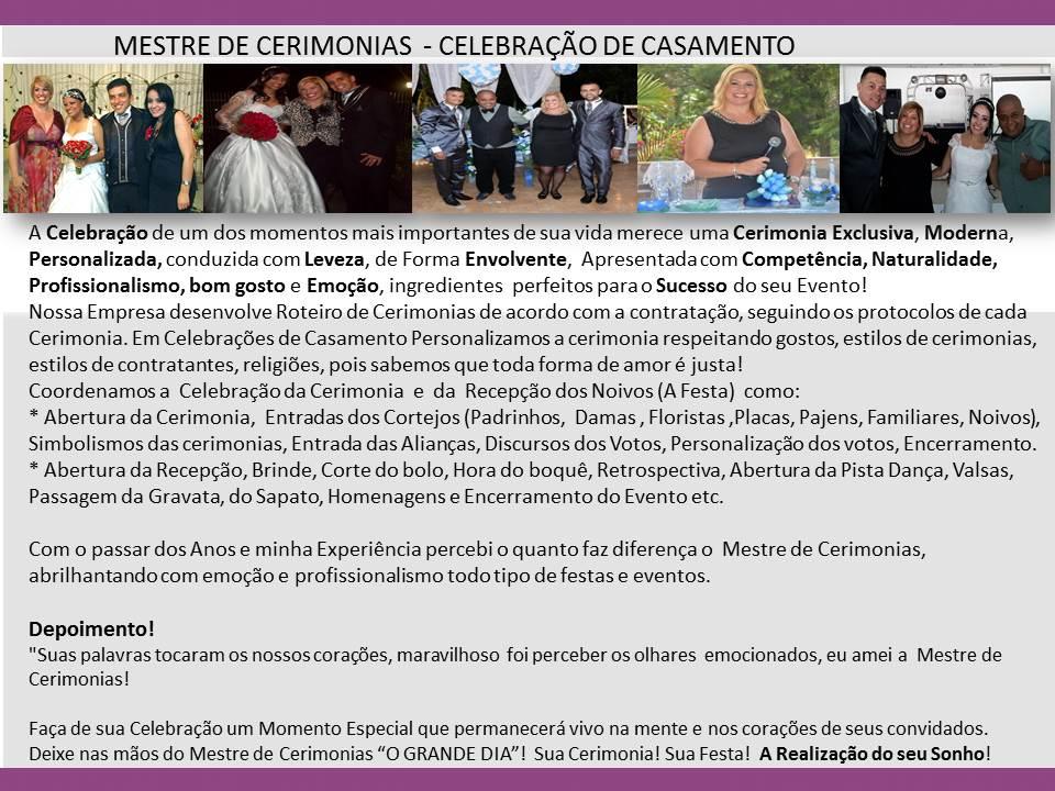 MESTRE DE CERIMONIAS 2 FOTO
